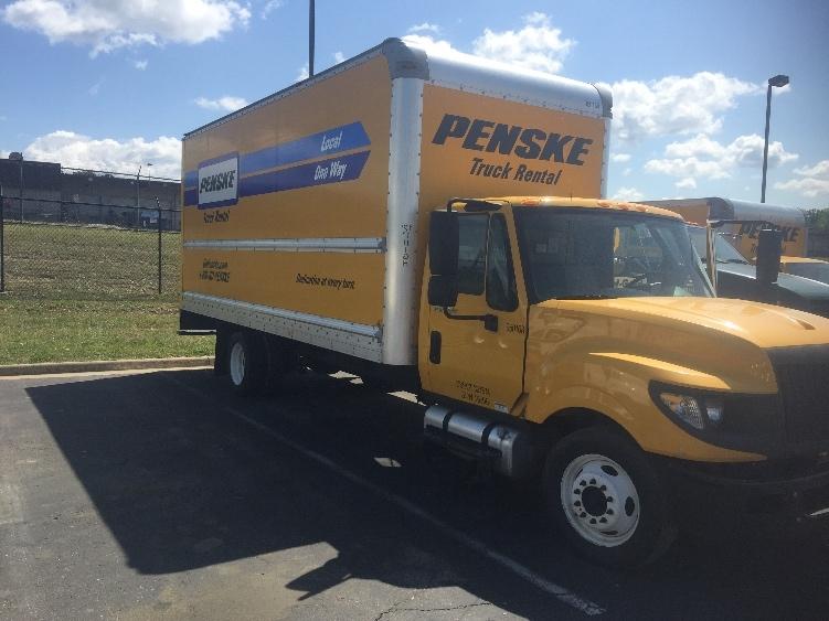 Medium Duty Box Truck-Light and Medium Duty Trucks-International-2014-TERASTAR-CHESTER-VA-161,721 miles-$6,000