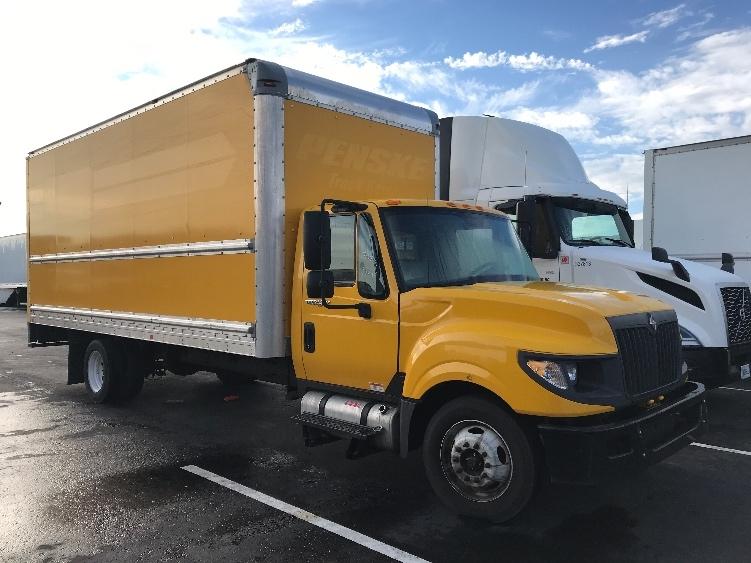 Penske truck sales denver