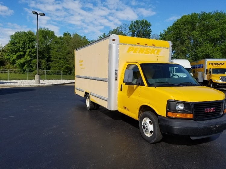 Light Duty Box Truck-Light and Medium Duty Trucks-GMC-2005-Savana G33803-PENNSAUKEN-NJ-113,945 miles-$8,750
