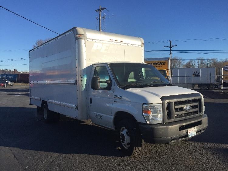 Light Duty Box Truck-Light and Medium Duty Trucks-Ford-2009-E350-TACOMA-WA-139,522 miles-$12,500