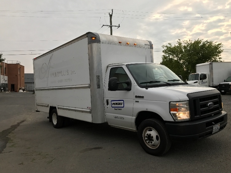Light Duty Box Truck-Light and Medium Duty Trucks-Ford-2010-E350-CAPITOL HEIGHTS-MD-101,271 miles-$15,500