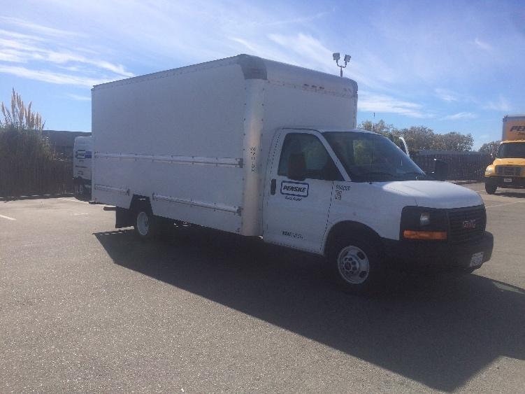 Light Duty Box Truck-Light and Medium Duty Trucks-GMC-2010-Savana G33903-WEST SACRAMENTO-CA-91,761 miles-$16,500