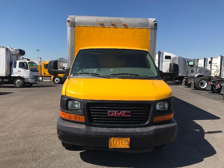 Light Duty Box Truck-Light and Medium Duty Trucks-GMC-2011-Savana G33903-TORRANCE-CA-78,307 miles-$18,000