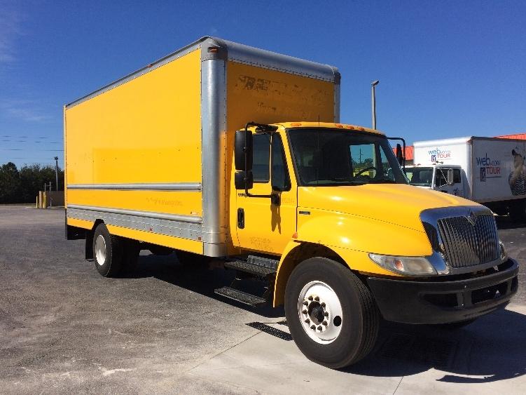 Medium Duty Box Truck-Light and Medium Duty Trucks-International-2011-4300-ORLANDO-FL-234,728 miles-$17,500