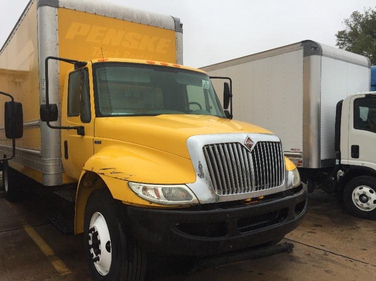 Medium Duty Box Truck-Light and Medium Duty Trucks-International-2011-4300-HOUSTON-TX-210,485 miles-$10,000