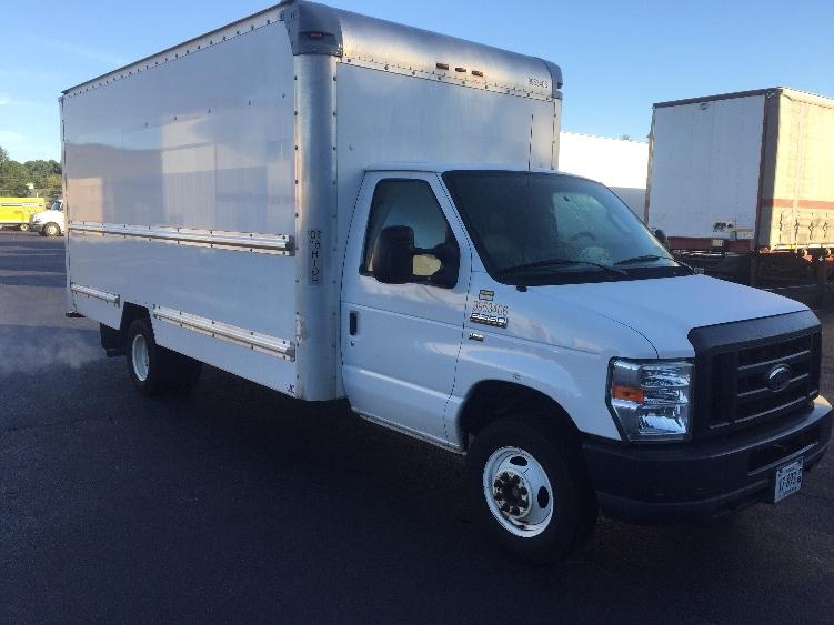 Light Duty Box Truck-Light and Medium Duty Trucks-Ford-2011-E350-CHESAPEAKE-VA-205,805 miles-$8,250