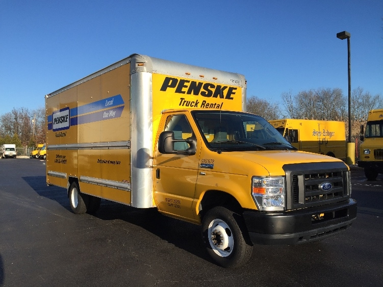 Light Duty Box Truck-Light and Medium Duty Trucks-Ford-2011-E350-NORTH BERGEN-NJ-102,971 miles-$13,250