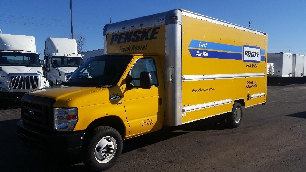 Light Duty Box Truck-Light and Medium Duty Trucks-Ford-2011-E350-KANSAS CITY-MO-116,648 miles-$13,250