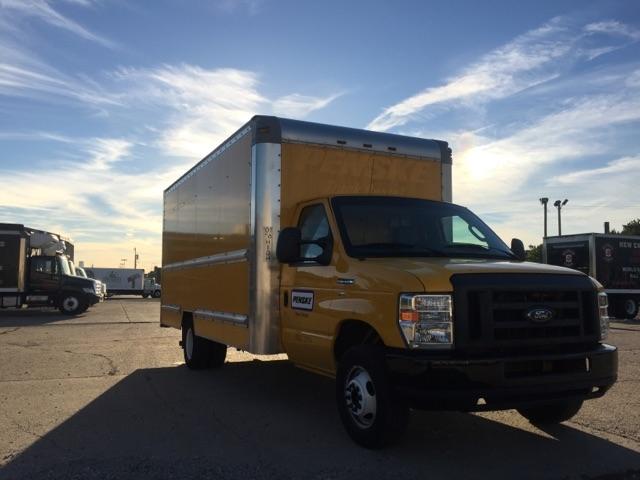 Light Duty Box Truck-Light and Medium Duty Trucks-Ford-2011-E350-PHILADELPHIA-PA-88,069 miles-$16,500