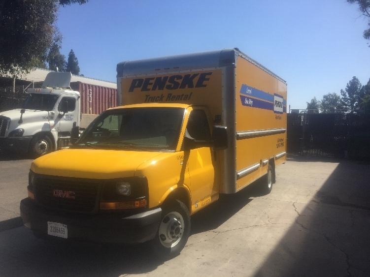 Light Duty Box Truck-Light and Medium Duty Trucks-GMC-2011-Savana G33903-LA MIRADA-CA-78,956 miles-$18,000