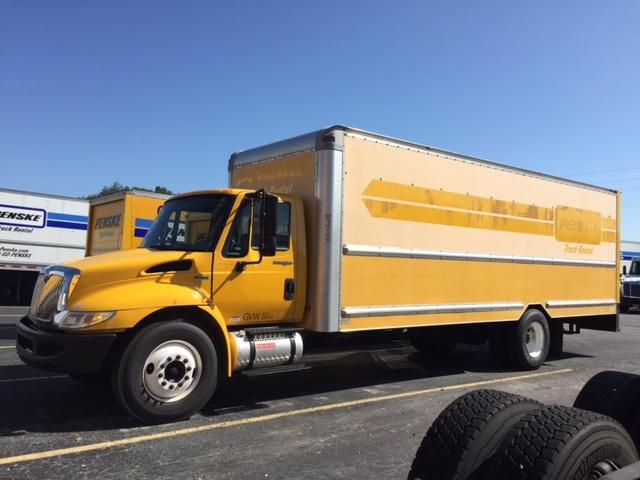 Medium Duty Box Truck-Light and Medium Duty Trucks-International-2010-4300-ORLANDO-FL-256,578 miles-$16,000