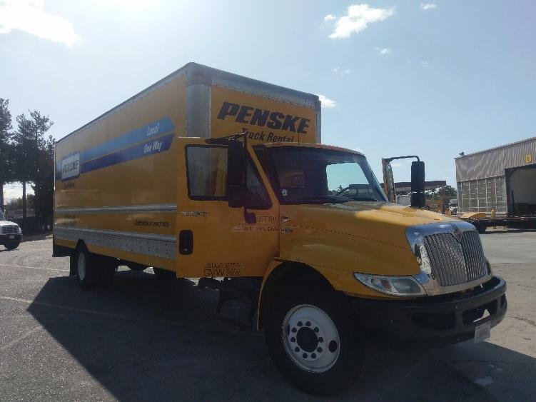 Medium Duty Box Truck-Light and Medium Duty Trucks-International-2011-4300-SANTA CLARA-CA-131,459 miles-$22,500