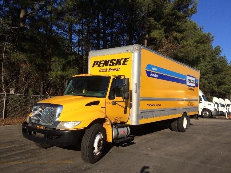 Medium Duty Box Truck-Light and Medium Duty Trucks-International-2011-4300-NORCROSS-GA-205,256 miles-$23,000