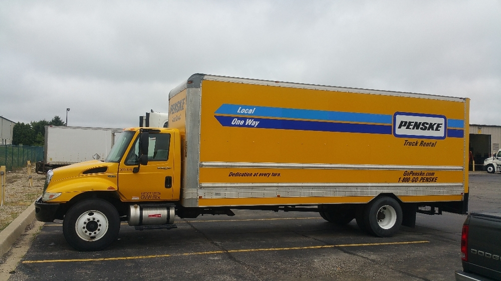 Medium Duty Box Truck-Light and Medium Duty Trucks-International-2011-4300-SOUTH BEND-IN-200,786 miles-$8,500