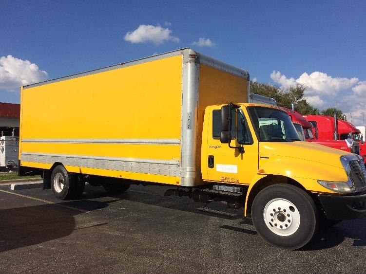 Medium Duty Box Truck-Light and Medium Duty Trucks-International-2011-4300-ORLANDO-FL-228,419 miles-$23,000