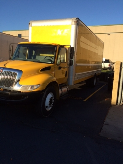 Medium Duty Box Truck-Specialized Equipment-International-2011-4300-EAGAN-MN-215,152 miles-$8,500