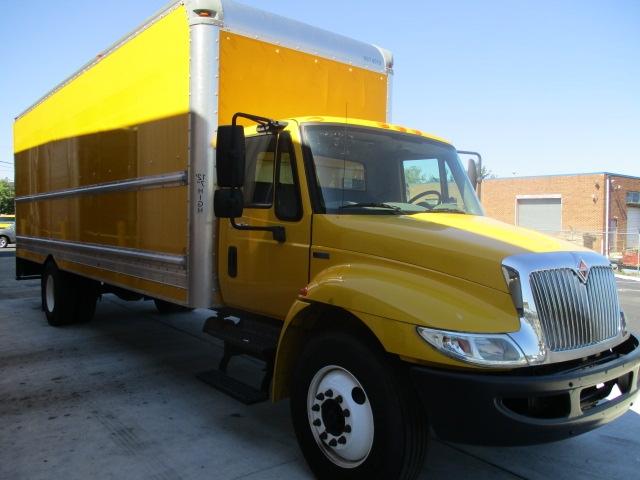 Medium Duty Box Truck-Light and Medium Duty Trucks-International-2012-4300-PENNSAUKEN-NJ-153,206 miles-$19,750