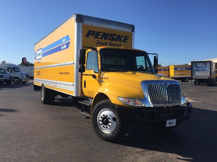 Medium Duty Box Truck-Light and Medium Duty Trucks-International-2012-4300-JACKSON-MS-130,977 miles-$24,500