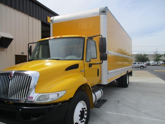 Medium Duty Box Truck-Light and Medium Duty Trucks-International-2012-4300-ALEXANDRIA-VA-153,366 miles-$24,750