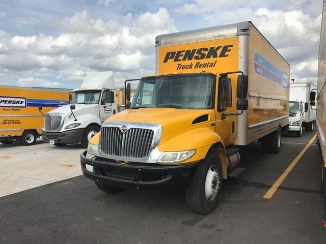 Medium Duty Box Truck-Light and Medium Duty Trucks-International-2012-4300-HAMMOND-LA-108,315 miles-$23,750