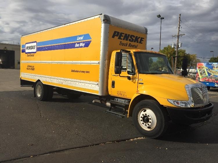 Medium Duty Box Truck-Light and Medium Duty Trucks-International-2012-4300-DENVER-CO-214,932 miles-$24,000