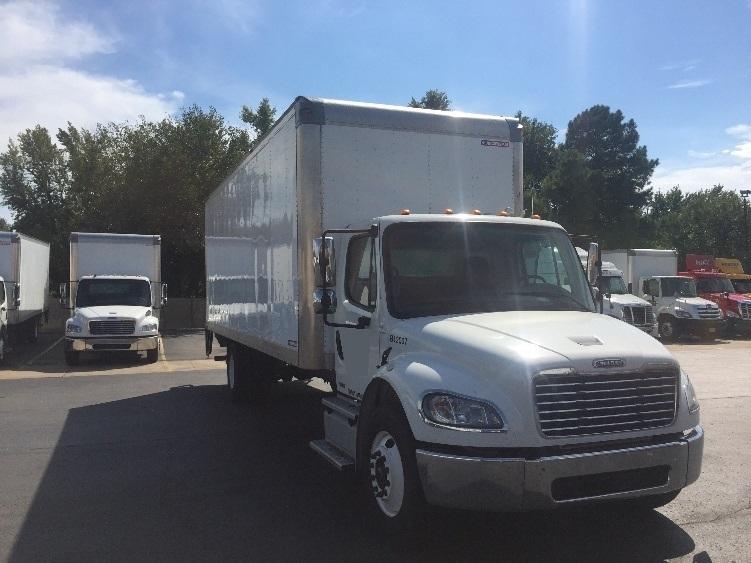 Medium Duty Box Truck-Light and Medium Duty Trucks-Freightliner-2012-M2-TULSA-OK-207,438 miles-$39,500