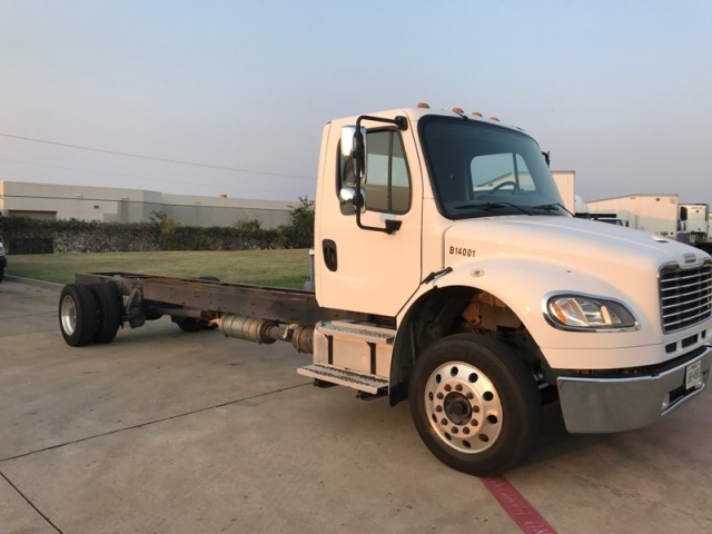 Cab and Chassis Truck-Light and Medium Duty Trucks-Freightliner-2014-M2-GRAND PRAIRIE-TX-291,653 miles-$31,500