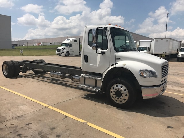 Cab and Chassis Truck-Light and Medium Duty Trucks-Freightliner-2014-M2-GRAND PRAIRIE-TX-289,441 miles-$31,500