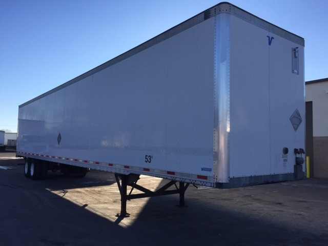Dry Van Trailer-Semi Trailers-VANGUARD TRAILER-2008-Trailer-BROOKLYN PARK-MN-180,944 miles-$13,000