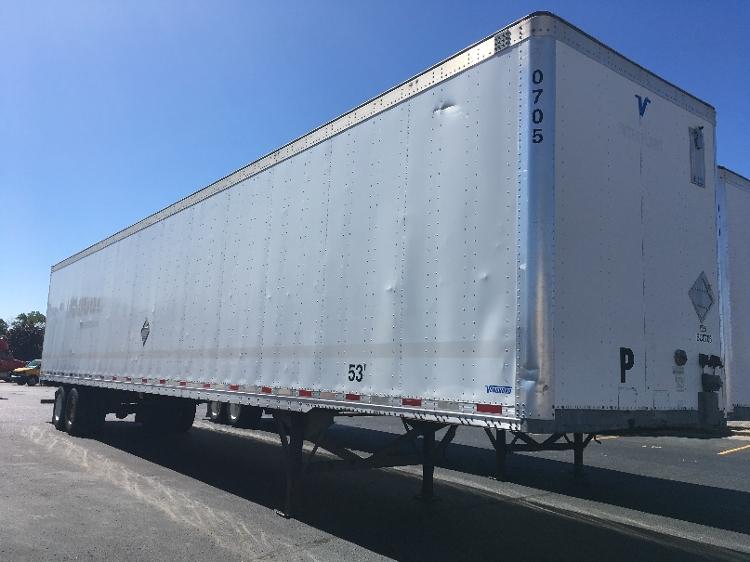 Dry Van Trailer-Semi Trailers-VANGUARD TRAILER-2008-Trailer-BROOKLYN PARK-MN-177,085 miles-$16,500