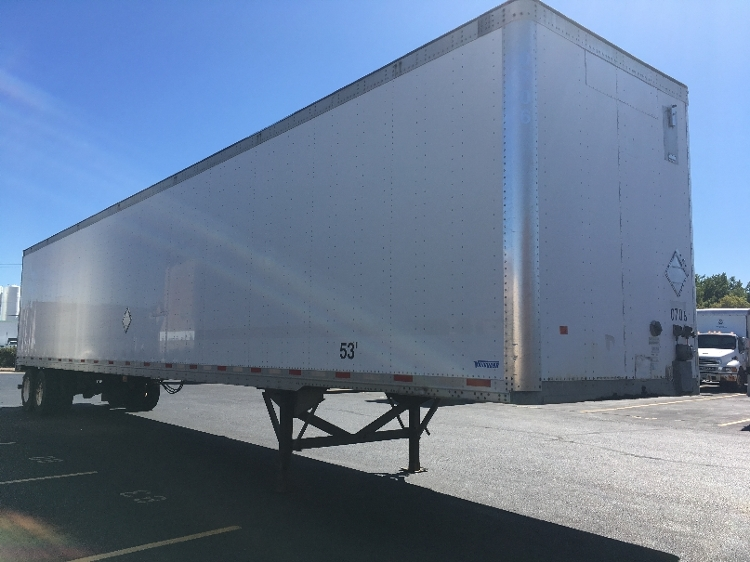 Dry Van Trailer-Semi Trailers-VANGUARD TRAILER-2008-Trailer-BROOKLYN PARK-MN-181,224 miles-$16,500