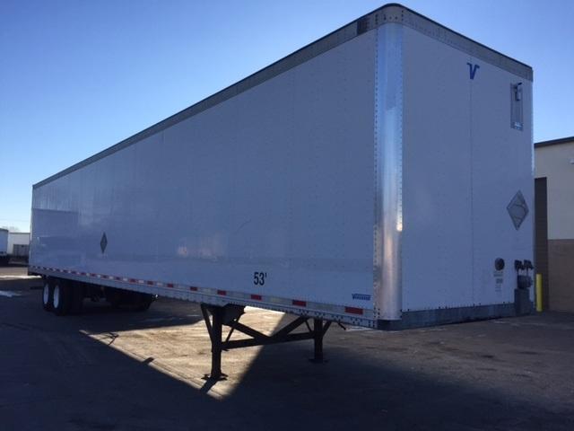 Dry Van Trailer-Semi Trailers-VANGUARD TRAILER-2008-Trailer-BROOKLYN PARK-MN-253,664 miles-$16,500