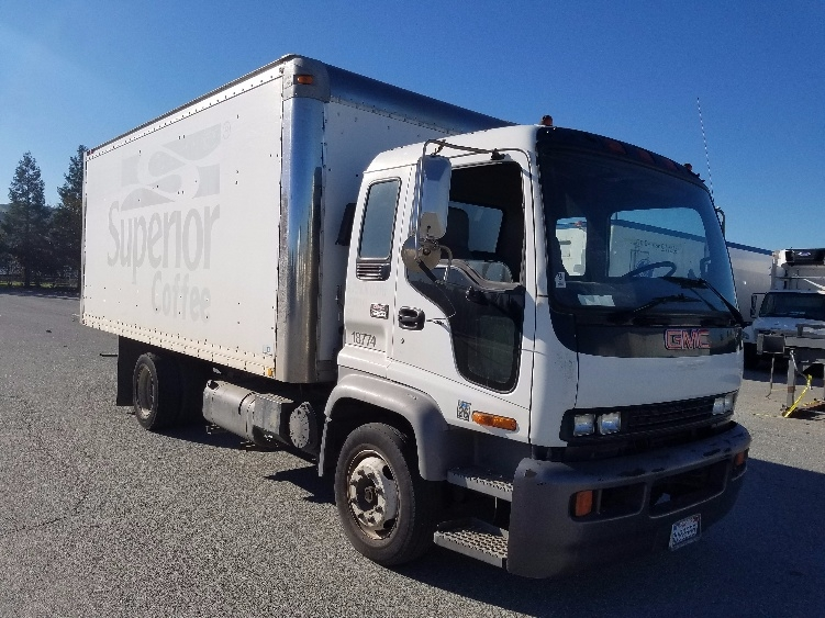 Medium Duty Box Truck-Light and Medium Duty Trucks-GMC-2002-F6B042-GILROY-CA-199,025 miles-$13,000
