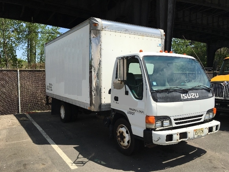Medium Duty Box Truck-Light and Medium Duty Trucks-Isuzu-2005-NQR-NORTH BERGEN-NJ-169,369 miles-$11,750