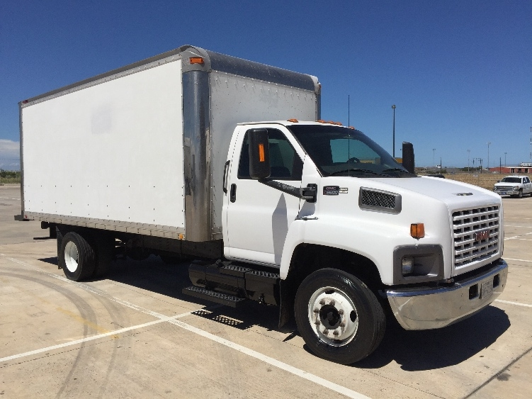Medium Duty Box Truck-Light and Medium Duty Trucks-GMC-2004-C6C042-SAN ANTONIO-TX-292,818 miles-$8,750