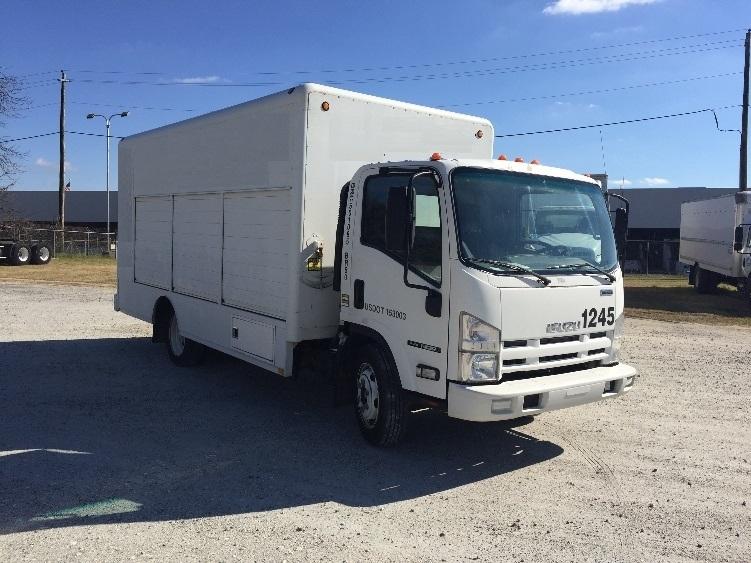 Beverage Truck-Light and Medium Duty Trucks-Isuzu-2011-NQR-ALBANY-GA-77,115 miles-$28,000