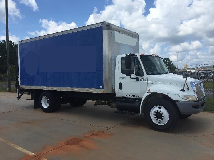 Medium Duty Box Truck-Light and Medium Duty Trucks-International-2010-4300-DOTHAN-AL-111,459 miles-$35,000