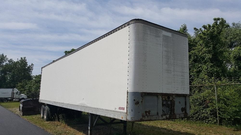 Dry Van Trailer-Semi Trailers-Fruehauf-1979-Trailer-TOLEDO-OH-488,014 miles-$1,000