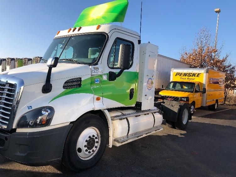 Day Cab Tractor-Heavy Duty Tractors-Freightliner-2014-Cascadia 11342ST-OKLAHOMA CITY-OK-285,305 miles-$62,000