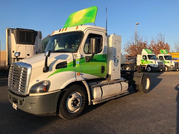 Day Cab Tractor-Heavy Duty Tractors-Freightliner-2014-Cascadia 11342ST-OKLAHOMA CITY-OK-343,850 miles-$63,500