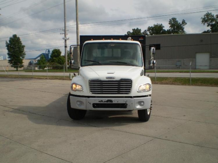 Flatbed Truck-Light and Medium Duty Trucks-Freightliner-2012-M2-ELKHART-IN-176,425 miles-$35,000