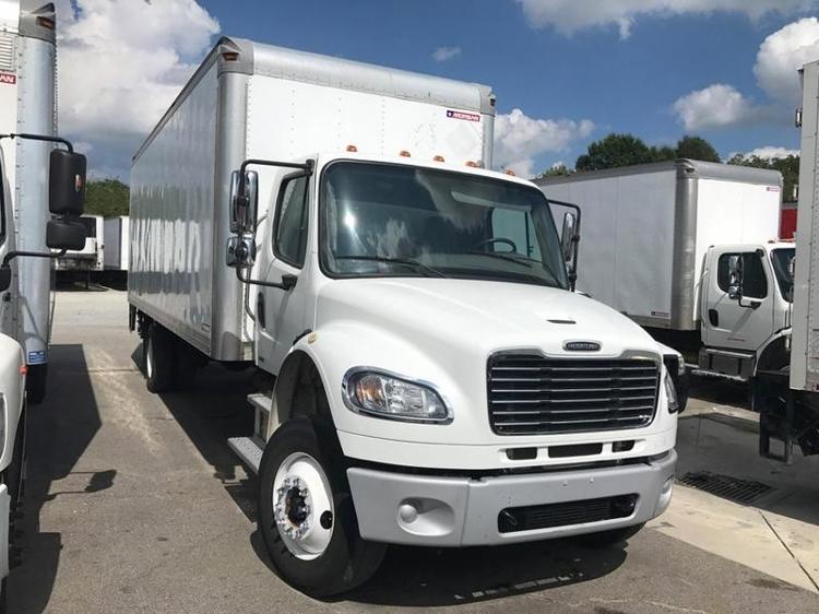 Medium Duty Box Truck-Light and Medium Duty Trucks-Freightliner-2012-M2-RICHMOND-VA-145,588 miles-$35,750