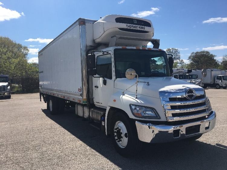 Reefer Truck-Light and Medium Duty Trucks-Hino-2013-338-CHESAPEAKE-VA-341,172 miles-$25,000