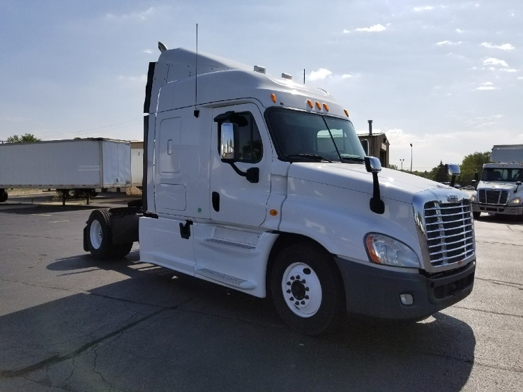 Sleeper Tractor-Heavy Duty Tractors-Freightliner-2013-Cascadia 12542ST-ELKHART-IN-404,258 miles-$47,250