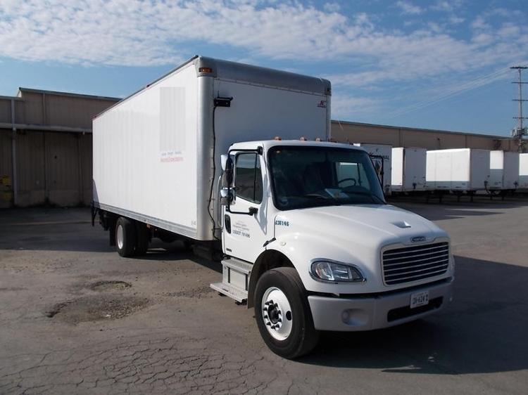 Medium Duty Box Truck-Light and Medium Duty Trucks-Freightliner-2013-M2-ROCKY MOUNT-VA-100,630 miles-$52,000