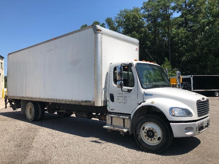Medium Duty Box Truck-Light and Medium Duty Trucks-Freightliner-2013-M2-PRINCE GEORGE-VA-168,860 miles-$42,750