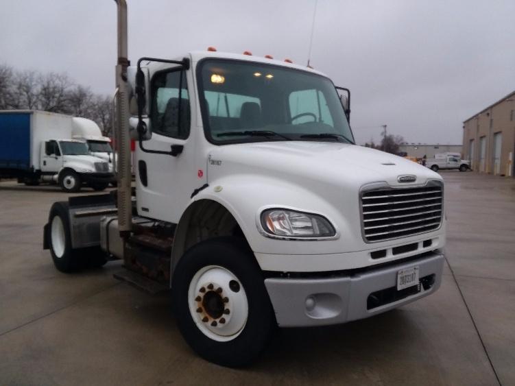 Day Cab Tractor-Heavy Duty Tractors-Freightliner-2013-M2-GOSHEN-IN-114,404 miles-$36,500