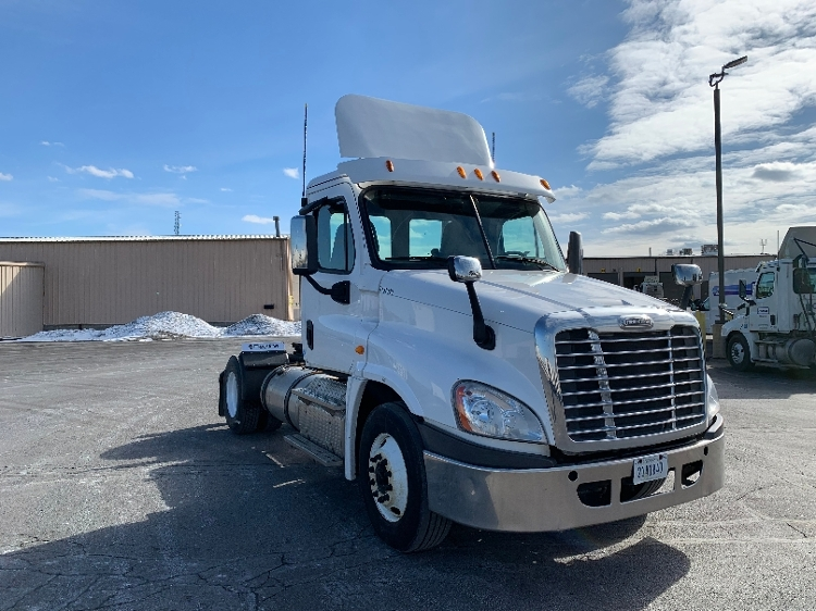 Day Cab Tractor-Heavy Duty Tractors-Freightliner-2013-Cascadia 12542ST-ELKHART-IN-247,342 miles-$44,750