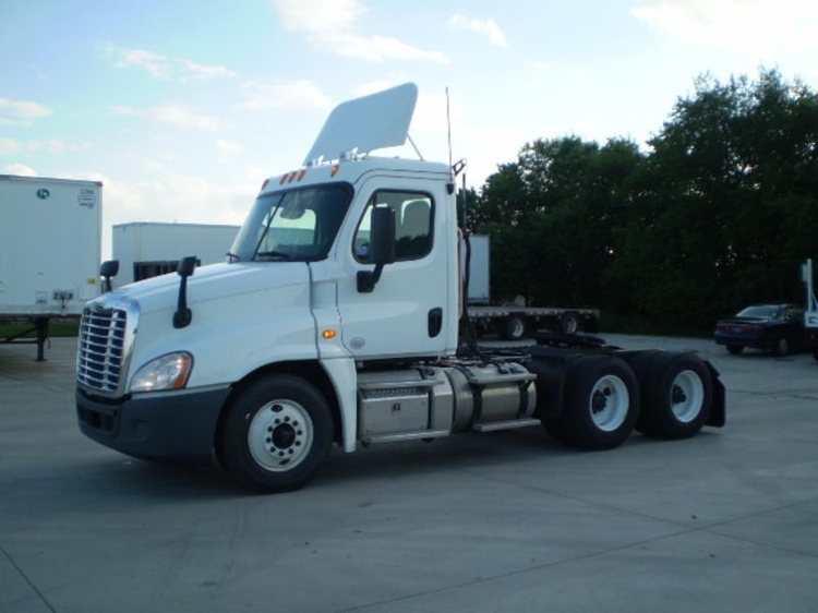 Day Cab Tractor-Heavy Duty Tractors-Freightliner-2014-Cascadia 12564ST-GOSHEN-IN-190,763 miles-$64,500