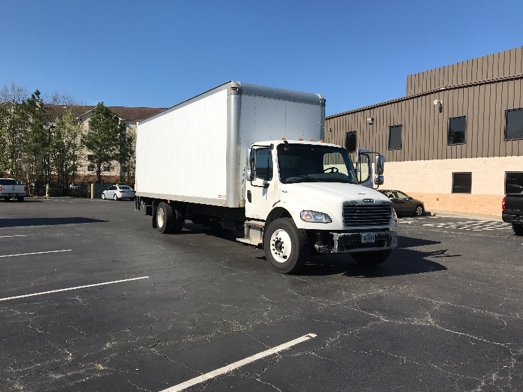 Medium Duty Box Truck-Light and Medium Duty Trucks-Freightliner-2014-M2-SANDSTON-VA-152,675 miles-$36,500